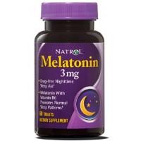 Melatonin 3 mg (60таб)