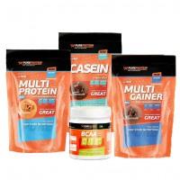 Набор для массы тела от Pure Protein (ультра)