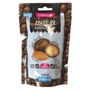 Миндаль в шоколаде (120г)